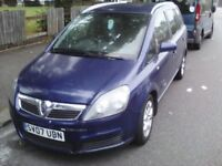 Vauxhall Zafira Year 2007 New Spahe 1.9 CDTI - Diesel. 7 Seater £799 Or swap