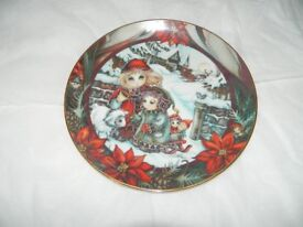 Christmas Collectible Plate