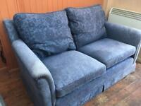 Sofa - new home needed for used sofas, ideal for conservatory or den - free