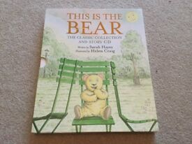 This is the Bear The Classic Collection & Story CD by Sarah Hayes
