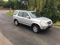 Honda CR-V 2.0 SE VTEC - 4WD - Excellent condition - New MOT with no advisories - Service history