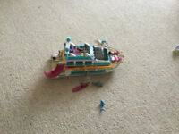 Lego Friends 41015 Dolphin Cruiser with box