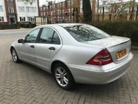 Mercedes Benz C180 Automatic only £699