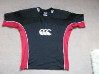 Canterbury Rugby Body Armour Protector Flexitop size L