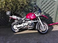 BMW R1100GS 1997 for sale  Hassocks, West Sussex