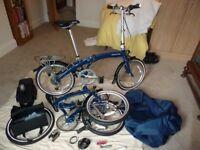 Dahon Mu Folding Bikes