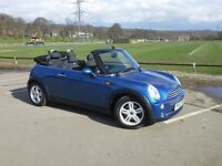 Mini Cooper Convertible ★ ★ LOW MILEAGE ★ ★ FULL SERVICE HISTORY ★ ★ 12 MONTHS MOT ★ ★