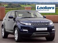 Land Rover Range Rover Evoque SD4 PURE TECH (blue) 2015-05-23