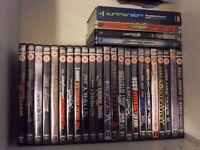 WWE, WWF, DVD's - Steelbooks - Boxsets