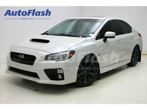 2015 Subaru WRX Limited 2.0L Turbo 268hp! *Cuir* Toit* Navi/Came
