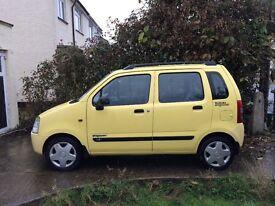 2001 Suzuki Wagon R for sale, very good condition, low mileage, great run-around, Oxford area