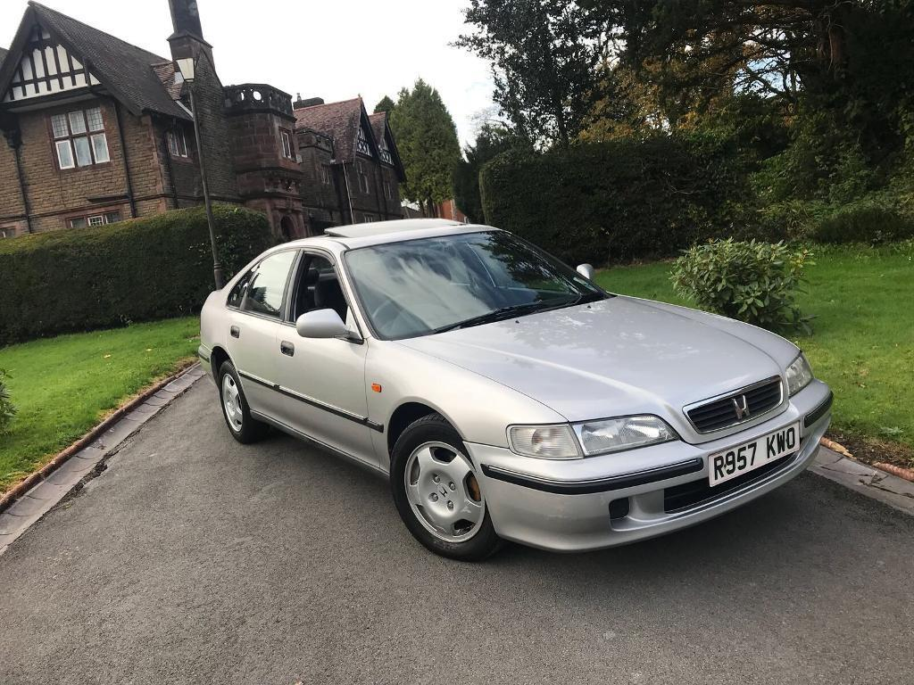 HONDA ACCORD SE 2.0 I AUTOMATIC ** 19 SERVICE STAMPS