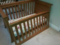 Mamas & Papas Cot bed Ocean Nursery Furniture for baby