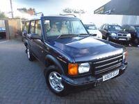 Land Rover Discovery 2 4.0 i V8 ES 5dr, Gas Converted