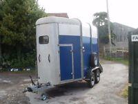 Ifor Williams HB505 Horse Trailer/ box
