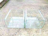 glass fish tanks