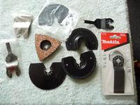 makita bosch dewalt multi tool bits