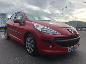Peugeot 207 excellent condition only 61000 miles