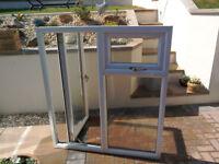 """Double glazed window 46"""" wide x 52"""" high x 2-3/4"""" thick"""