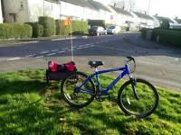 Mountain Bike & trailer