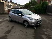 2010 reg Diesel Ford Fiesta with long mot , £30 a year tax ,recent service , 1st to view will buy