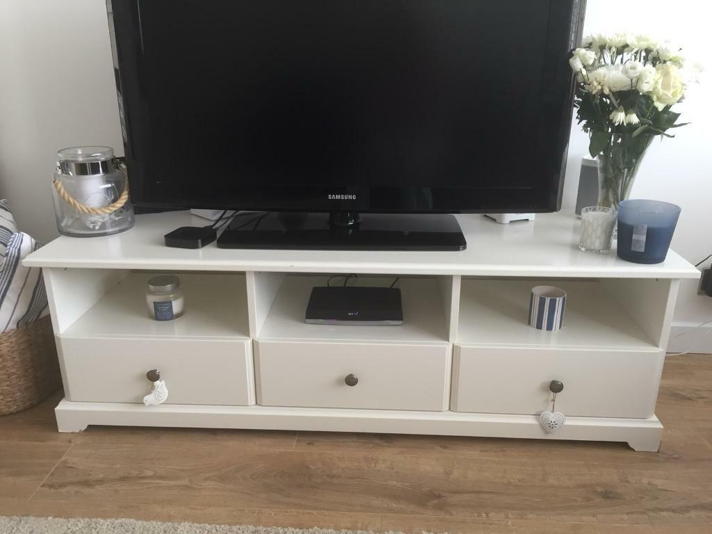 Credenza Liatorp Ikea : Liatorp tv bench by ikea in southside glasgow gumtree