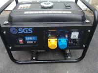 2200 SGS Fuel Generator