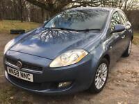 ✅ 2 KEYS, USB, AUX, BLUETOOTH ✅ NEW MOT, NEW TIMING BELT ✅ Fiat Bravo 1.4 6 speed 5Dr Hatchback ✅