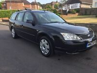 Ford Mondeo Estate 1.8Litre petrol