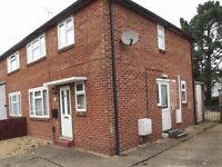 2 bedroom end of terrace house in Romsey - no forward chain