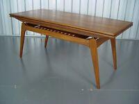 Mid Century Metamorphic Table, 1960's