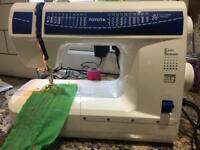 Toyota Electric Sewing Machin