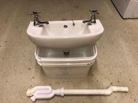 W/C Sink, Taps & Waste