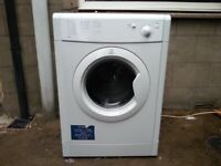 Indesit, White, 6Kg, Tumble Dryer Excellent New Condition.