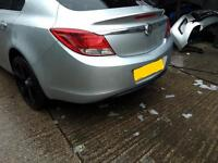 Vauxhall insignia rear bumper 2008-2012 bumper