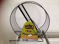 New Rat Playwheel - ideal for other small animals