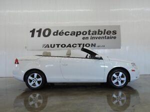 2011 Volkswagen Eos Comfortline 2.0T BAS KILO - CUIR - TOIT PANO