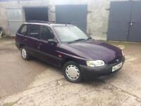 Low mileage Ford Escort estate only 32k