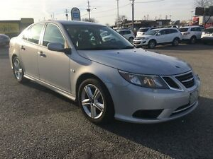 2009 Saab 9-3 AWD Sport sedan Leather sunroof Alloys Kitchener / Waterloo Kitchener Area image 8