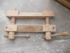 dryad end of bench vice