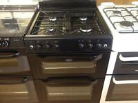 Black Belling 60cm gas cooker