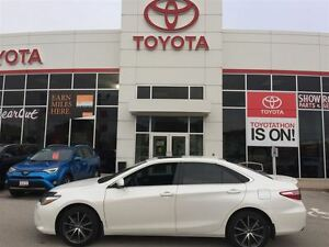 2015 Toyota Camry XSE LOADED