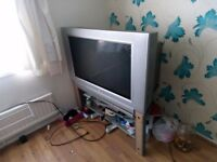 TV and stand