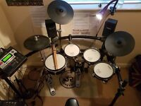 Roland TD-12 Drum Kit + PM-3 monitor
