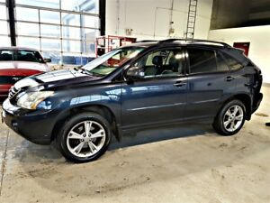 2006 Lexus RX 400H HYBRID | AWD | LEATHER | SUNROOF | CERTIFIED!
