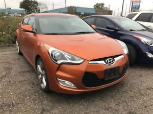 2015 Hyundai Veloster Tech | NAV ROOF | CAM | LEATHER
