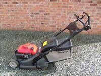 Honda hrx 476c roller mower