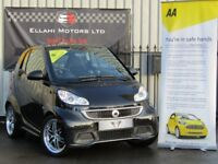 Smart Fortwo 1.0 Turbo Passion Softouch 2dr, Brabus+Sports+Head Thorax Pack
