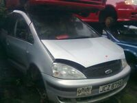 2003 FORD GALAXY 1.9 TDI Breaking ALL PARTS AVAILABLE
