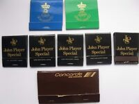 Matchstick cards & boxes of interest to collectors